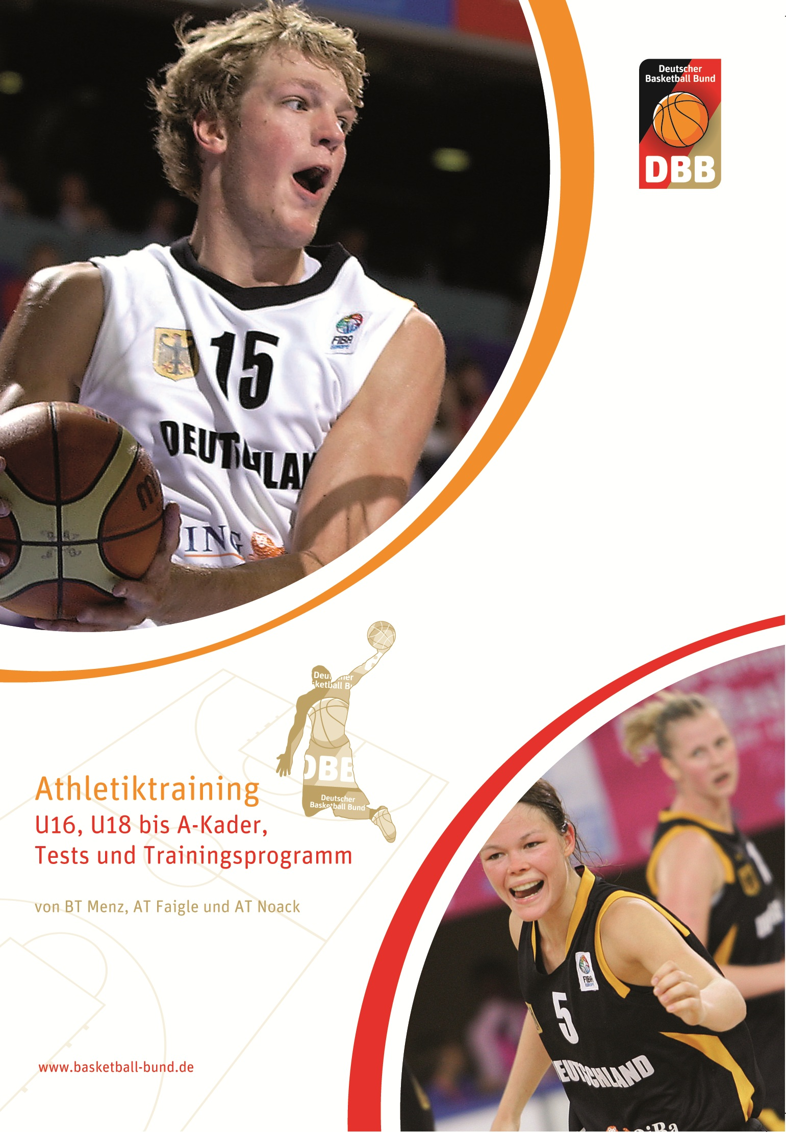 DVD-Cover Athletiktraining